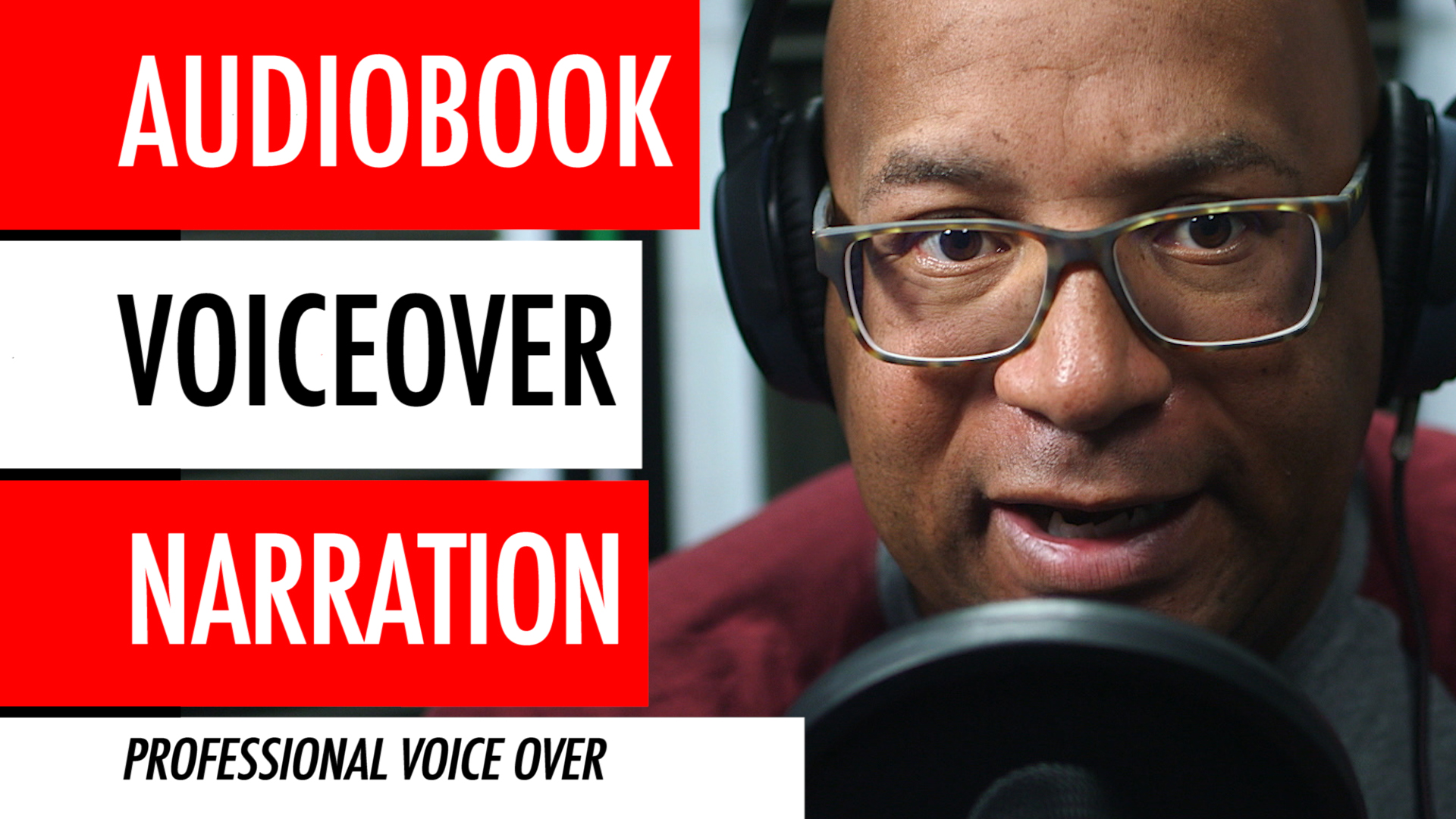 Audiobook Voice Over Narration